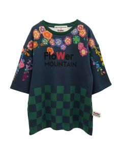 Walter Van Beirendonck for Flower MOUNTAIN OVERSIZED/DRESS / NAVY