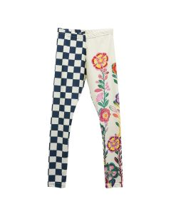 Walter Van Beirendonck for Flower MOUNTAIN LEGGINGS BOY / BLUE