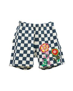 Walter Van Beirendonck for Flower MOUNTAIN SHORTS / IVORY