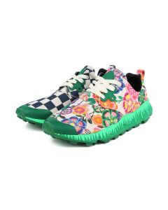 Walter Van Beirendonck for Flower MOUNTAIN SHOES / BLUE