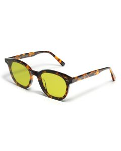 GENTLE MONSTER LANG.S-T1 / TORTOISE (YELLOW)