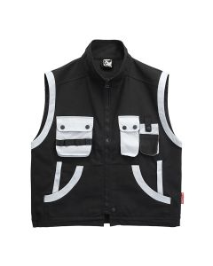 GR10K KLOPMAN BATTLE VEST / BLACK