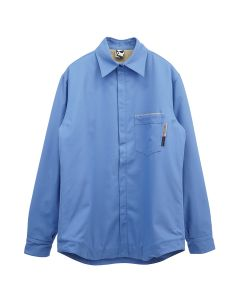 GR10K ANTISTATIC POLARTE OVERSHIRT / SKY