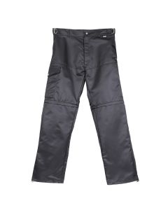 GmbH ADJUSTABLE CARGO TROUSER / BLACK