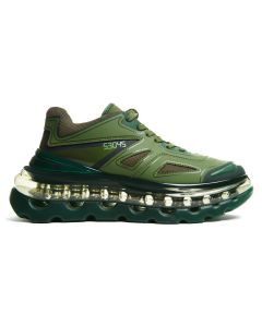 [お問い合わせ商品] SHOES 53045 BUMP'AIR / GREEN GIANT