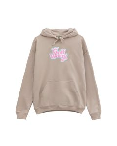 GOLF WANG LITTLE SHIT GLITTER HOODIE / SAND