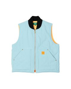 GOLF WANG WORK VEST / BABY BLUE