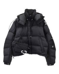 HELIOT EMIL DOWN JACKET / BLACK