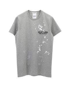 HELMUT LANG PAINTER STANDARD TEE / 024 : PRECISION HEATHER