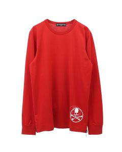 MASTERMIND WORLD T-SHIRT 028 / 003 : RED