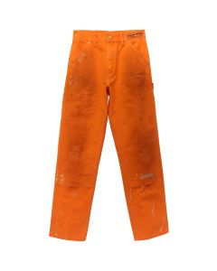 HERON PRESTON x Carhartt WIP HP x Carhartt PANTS / 1996 : ORANGE CRYSTAL