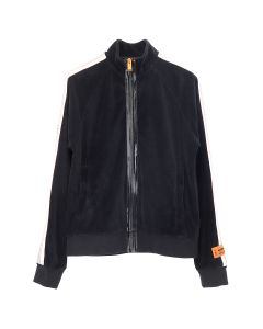 HERON PRESTON TRACKSUIT JACKET TAPE / 1088 : BLK MULTICOLOR