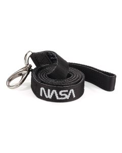 Very Important Puppies x NASA x HERON PRESTON NASA DOG LEASH / 1001 : BLACK WHITE