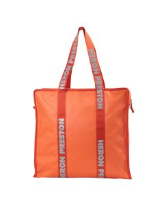 HERON PRESTON TOTE BAG / 1988 : ORANGE MULTI