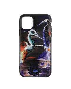 HERON PRESTON IPHONE COVER 11 HERON TIMES / 2201 : ORANGE WHITE