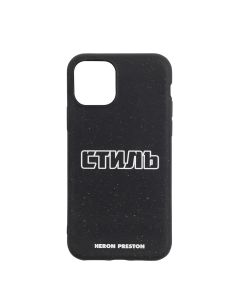 HERON PRESTON IPHONE COVER 11PRO CTNMB / 1001 : BLACK WHITE