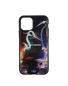 HERON PRESTON IPHONE COVER 11PRO HERON TIMES / 2201 : ORANGE WHITE