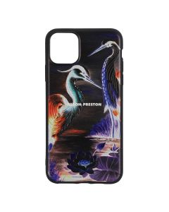 HERON PRESTON IPHONE COVER 11PROMAX HERON TIMES / 2201 : ORANGE WHITE