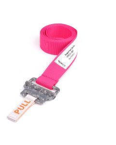 HERON PRESTON GROS TAPE BELT 3CM / 28C1 : FUCHSIA CONCRETE