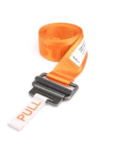HERON PRESTON KK TAPE BELT / 1908 : ORANGE MEDIUM