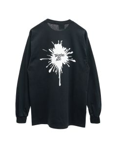 HOCKEY THEATRE OF ICE L/S TEE / BLACK