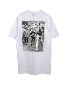 HOCKEY MARATHON TEE / WHITE