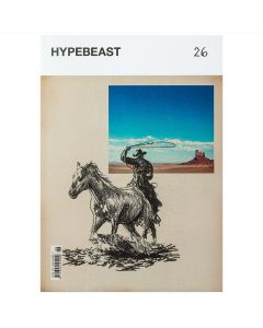 HYPEBEAST Magazine Issue26 The Rhythms Issue