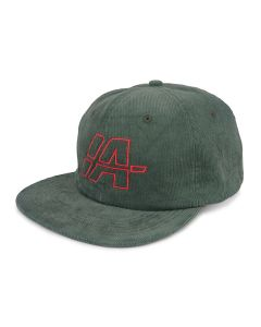 INFINITE ARCHIVES IA CORD HAT / OLIVE
