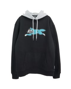 ICECREAM KOSTON HOODIE / BLACK