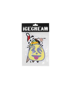ICECREAM STICKER PACK / WHITE