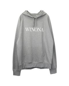 IDEA WINONA GREY HOODY / GREY