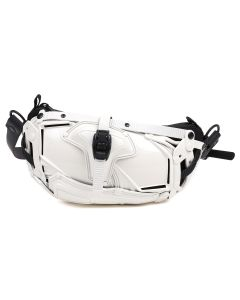 INNERRAUM FANNY PACK I30 / WHITE MATT-BLACK
