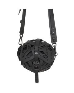 INNERRAUM SMALL BALL BAG I36 / BLACK-BLACK