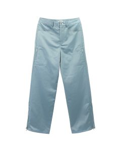 Jichoi ZIP TROUSERS / MINT