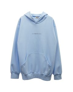 Jichoi GREAT DAY HOODIE / SKYBLUE