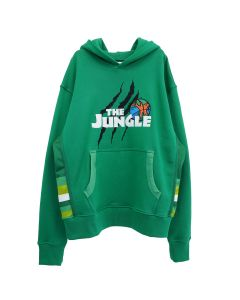 Just Don THE JUNGLE HOODIE / GREEN