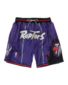 Just Don x Mitchell & Ness SWINGMAN SHORT TORONTO RAPTORS / TRAPUR