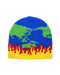 iggy WORLD ON FIRE BEANIE / MULTI