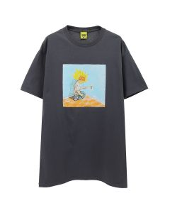 iggy ELECTRIFIED T-SHIRT / GREY