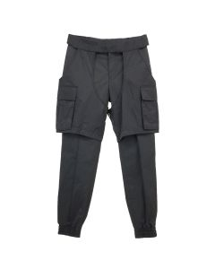 JUUN.J PANTS(LONG) / BLACK