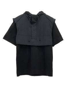 JUUN.J C&S(SHORT) / BLACK