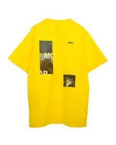 JUUN.J C&S(SHORT) / YELLOW