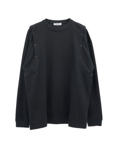 JW Anderson JWA SHOULDER PLACKET L SLEEVE / 999