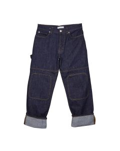 JW Anderson JWA PATCHED DENIM TROUSERS / 870