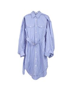 JW Anderson JWA TRANCH SHIRT DRESS / 850