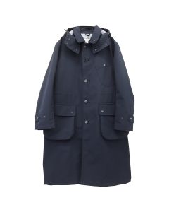 karrimor aspire CORDURA 3L LONG COAT HOODIE / BLACK