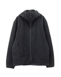 karrimor aspire REVERSIBLE HOODIE FLEECE JACKET / BLACK