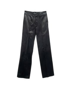 KWAIDAN EDITIONS STRAIGHT LEG PANTS / BLACK