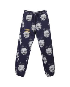 karmagawa x mindseeker ISLAND PATTERN PANT / ALL OVER