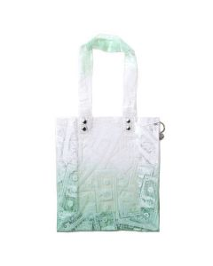 KOTA OKUDA VINYL BAG LARGE / GREEN